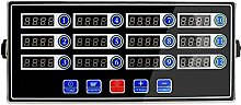 N\B 12 Channels Kitchen Timers,Commercial
