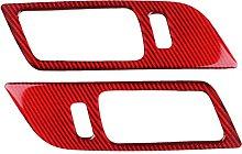 N / B 2PCS Car Interior Door Handles Bowl Cover