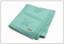 N-B Baby Knitted Blanket Four Seasons Universal