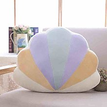 N-B Colorful Cushion Moon Rainbow Star Cloud Conch