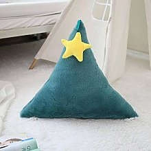 N-B Crown Plush Pillow Colorful Stuffed Soft Star