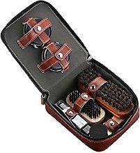 N / B Full Leather Shoe Polish Kit, Everyday