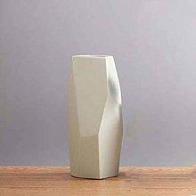 N-B Nordic Minimalist Ceramic Vase Dry