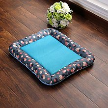 N-B Pet Mat Dog Car Mat Cool Feeling Kennel Dog
