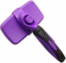N-B Pet Self-cleaning Slider Brush, Professional