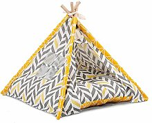 N-B Pets Teepee Dogs Cats Rabbits Bed Oxford Cloth