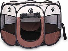 N-B Portable Folding Pet Tent Dog House Cage Dog