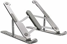 N B Portable Laptop Stand, Foldable 7-Levels