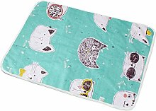 N-B Waterproof And Reusable Baby Changing Mat