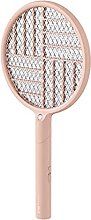 N\C Folding Electric Mosquito Swatter Indoor Fly