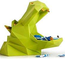 N C Key Storage Box,Big Mouth Hippo Storage