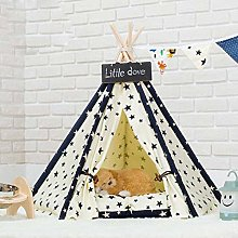 N\C Pet House Cute Dog Tent Outside Tent Fo Pets