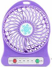 N/C Portable Mini Fans Usb Charging Small Fan