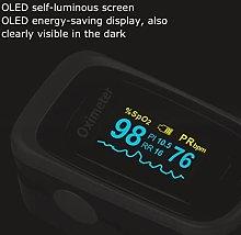 #N/D 130R Digital Finger Oximeter Oled Pulse