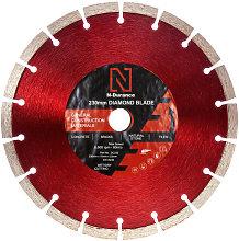 N-Durance General Purpose Diamond Blade - 230 x