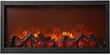 N / E Fireplace Decorative Flame Light, Built in