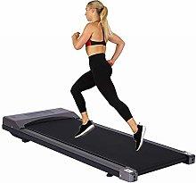 N&F Treadmill,LCD Display Desk Electric Treadmill