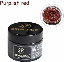 N/G Maroon Leather Recoloring Balm - Leather