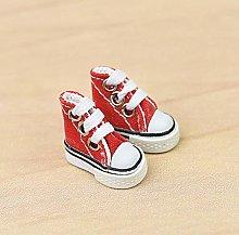 N/G Mini Canvas Sneaker For Kids/Adults - Finger