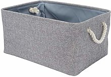 N/G Storage Basket Rectangle Storage Box Fabric