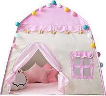 N/H Kids Play Tent For Boys and Girls, Pink Girls