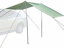 N/I Car Awning, Rooftop Rain Canopy, Sun Sail