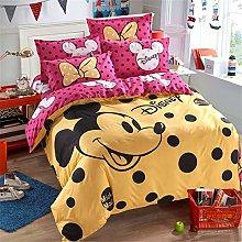 N/J Currently one Kids Bed Bedding Sets Disney