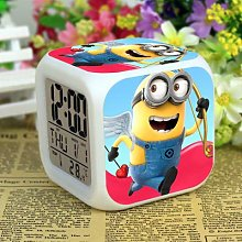 N/J Despicable Daddy Minions 7 Colors Changing