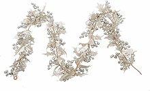 N/J Premium Christmas Garland Decoration,
