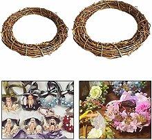 N/J Wreath Ring Wreath, Wreath Ring, Willow