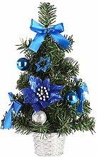 N-K PULABO Artificial Christmas Tree Handmade Mini