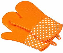 N/N 1pc Anti-scalding Thick Silicone Oven Gloves