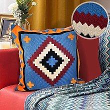 N&N Boho Sofa Cushion Covers 45cm x
