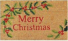 N% Non-Slip Door Mat Christmas Decorations