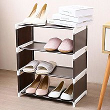 N/OA Simple shoe rack, quick assembly without