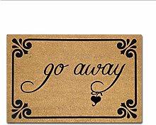 N R Creations Leozon Doormats Inside Outside Go