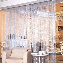 N/U String Curtain Panel, Glitter String Door