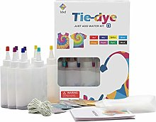 N/V DIY Tie Dye, Tie Dye Kits,Fabric