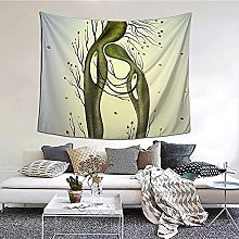 N-X trees Tapestry Wall Hanging print tapestry