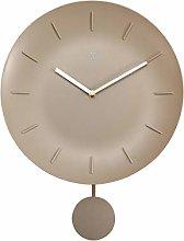 N*XT nXt-Wall Clock-Ø 30 cm-Plastic-Off