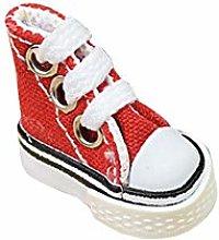 N/Y 4 Pcs Mini Finger Shoe Cute Skate Board Shoe