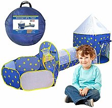 N/Y Kids Play Tent, 3 in 1 Pop Up Tent Toddlers