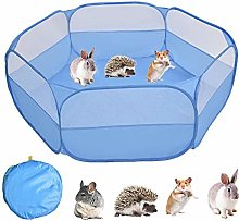 N/Y Pet Playpen, Foldable Portable Small Animals