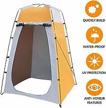 N/Y Privacy Shower Tent, Portable Removable Beach