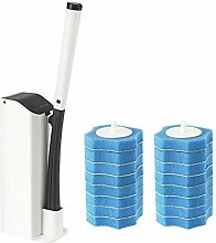 N/Y Wall Toilet Wand Kit, Disposable Toilet