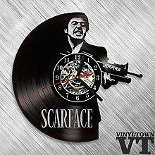 N/Z Funny gift Scarface Tony Montana vinyl record