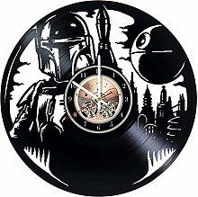 N/Z Home decoration Star Wars Boba Fett Vinyl