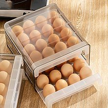 Nachar Transparent Egg House Holder, Egg Basket