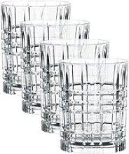 Nachtmann Square Whiskey Glass Set 4 pcs. 345 ml /