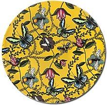 Nadja Wedin Design Bugs And Butterflies Yellow –